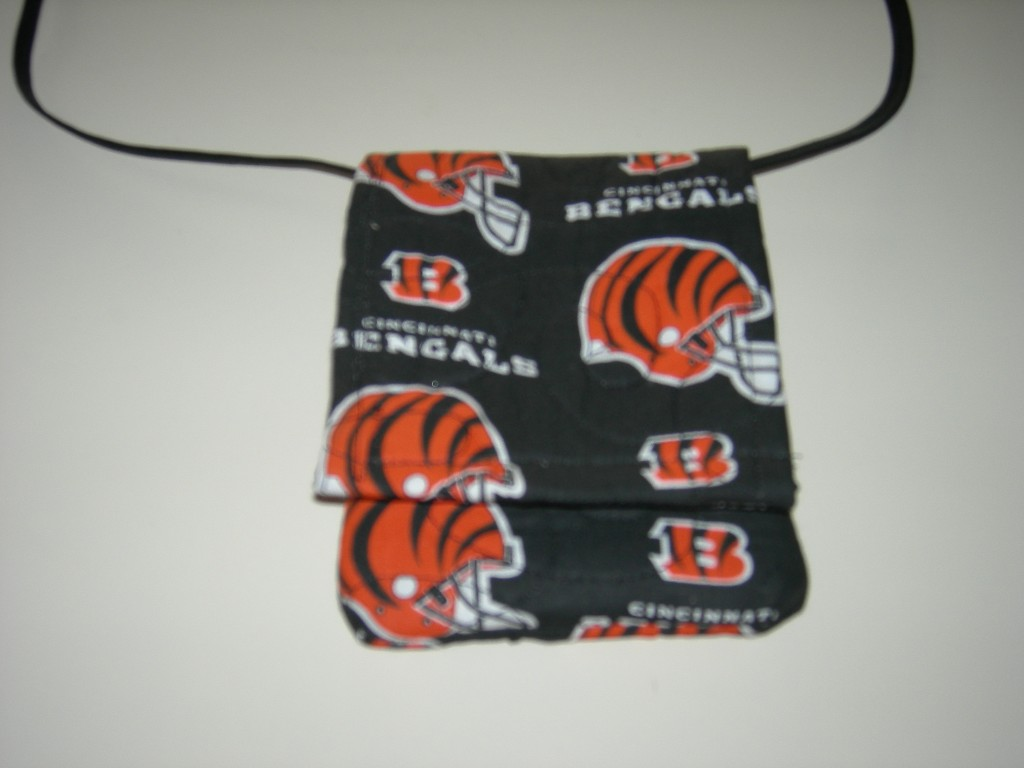 Bengals Game day pouch