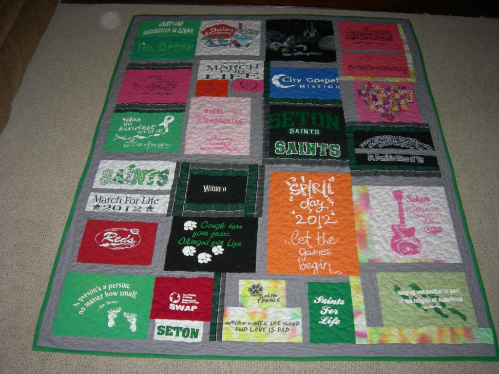 Seaton High Quilt
