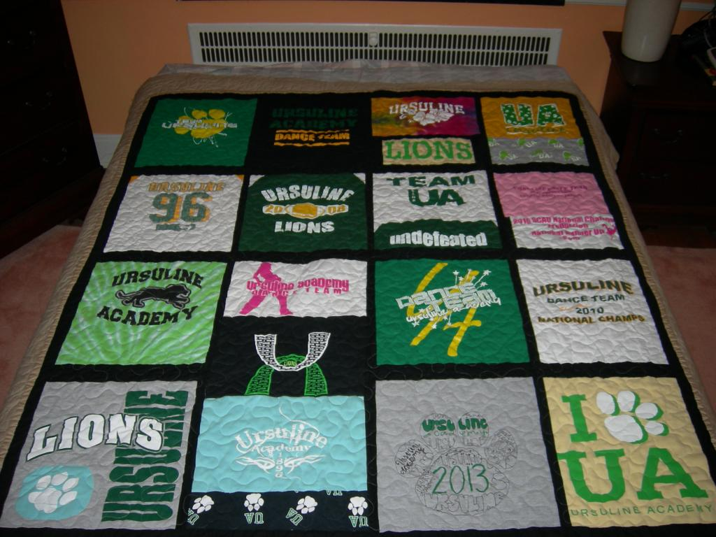 Beth's Daughters Quilt
