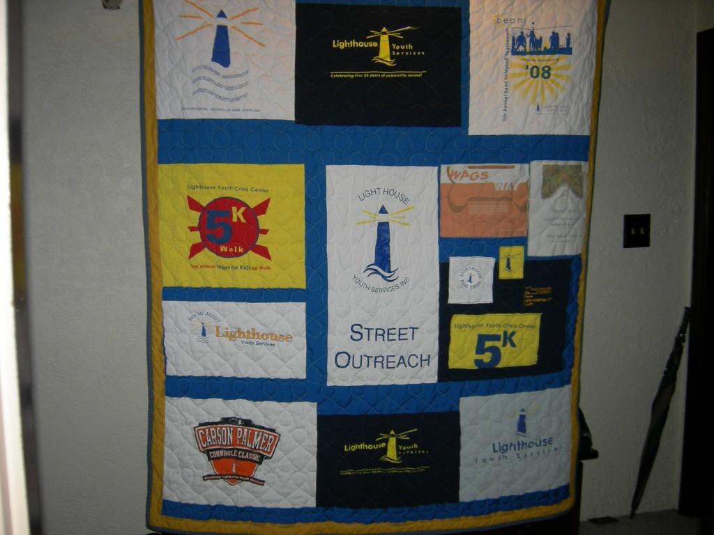 Lora's  Lighthouse Quilt